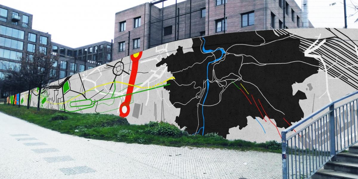 MuralArt UM 2020 - vyzvaná soutěž