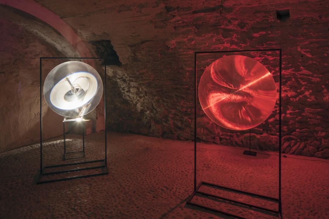 Light Underground - Výstava světelných instalací